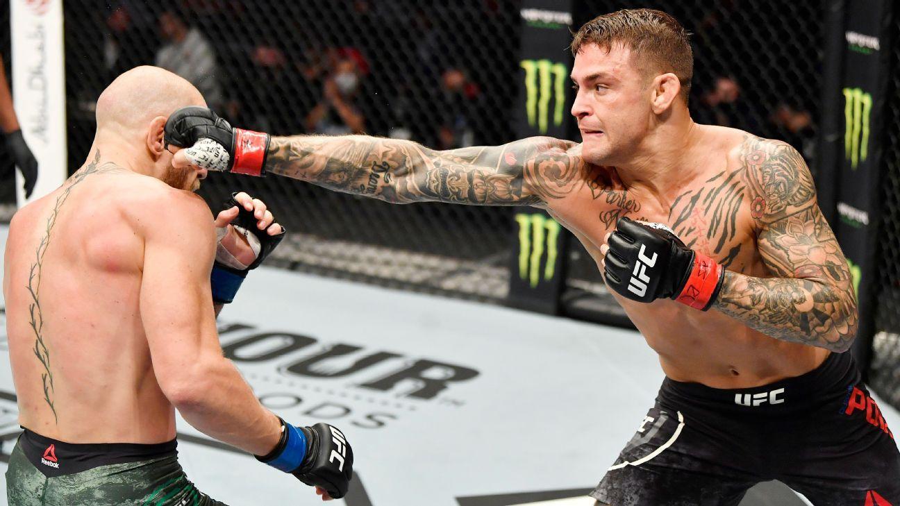 MMA Hot List: Dustin Poirier, Max Holloway, Michael Chandler make their moves