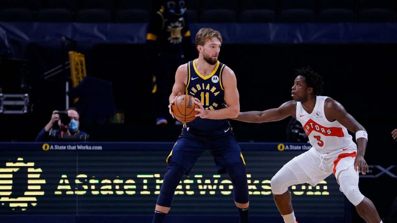 X-rays on Sabonis' left knee negative, source says