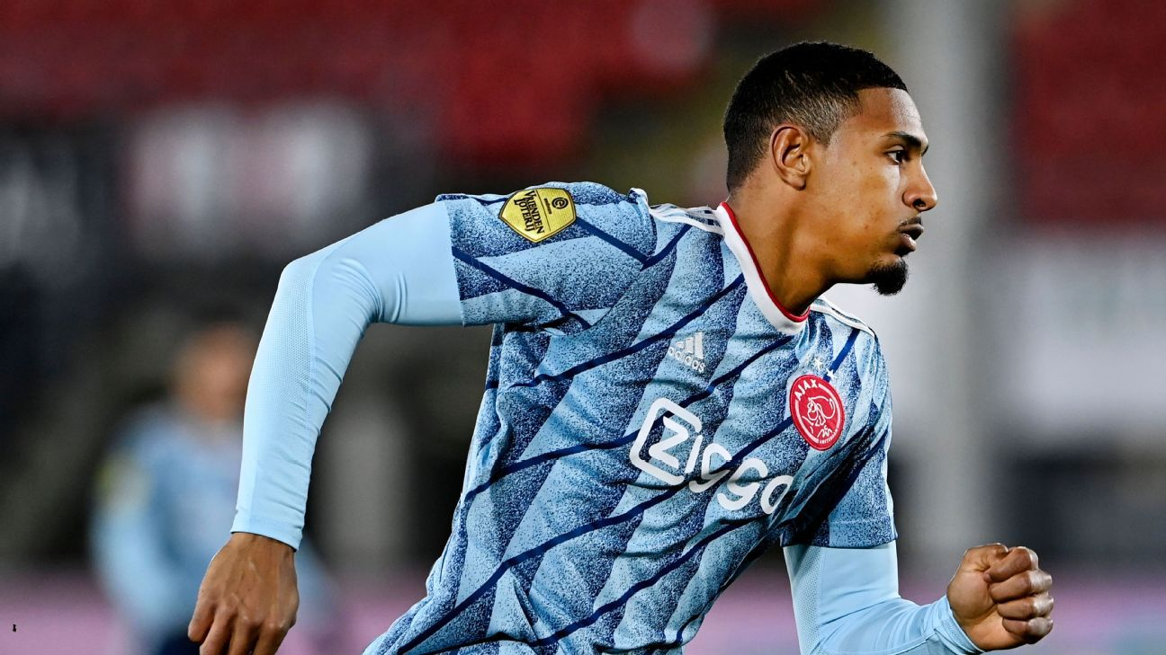 Europa League: Ajax record-signing Haller mistakenly omitted from squad list - ESPN India