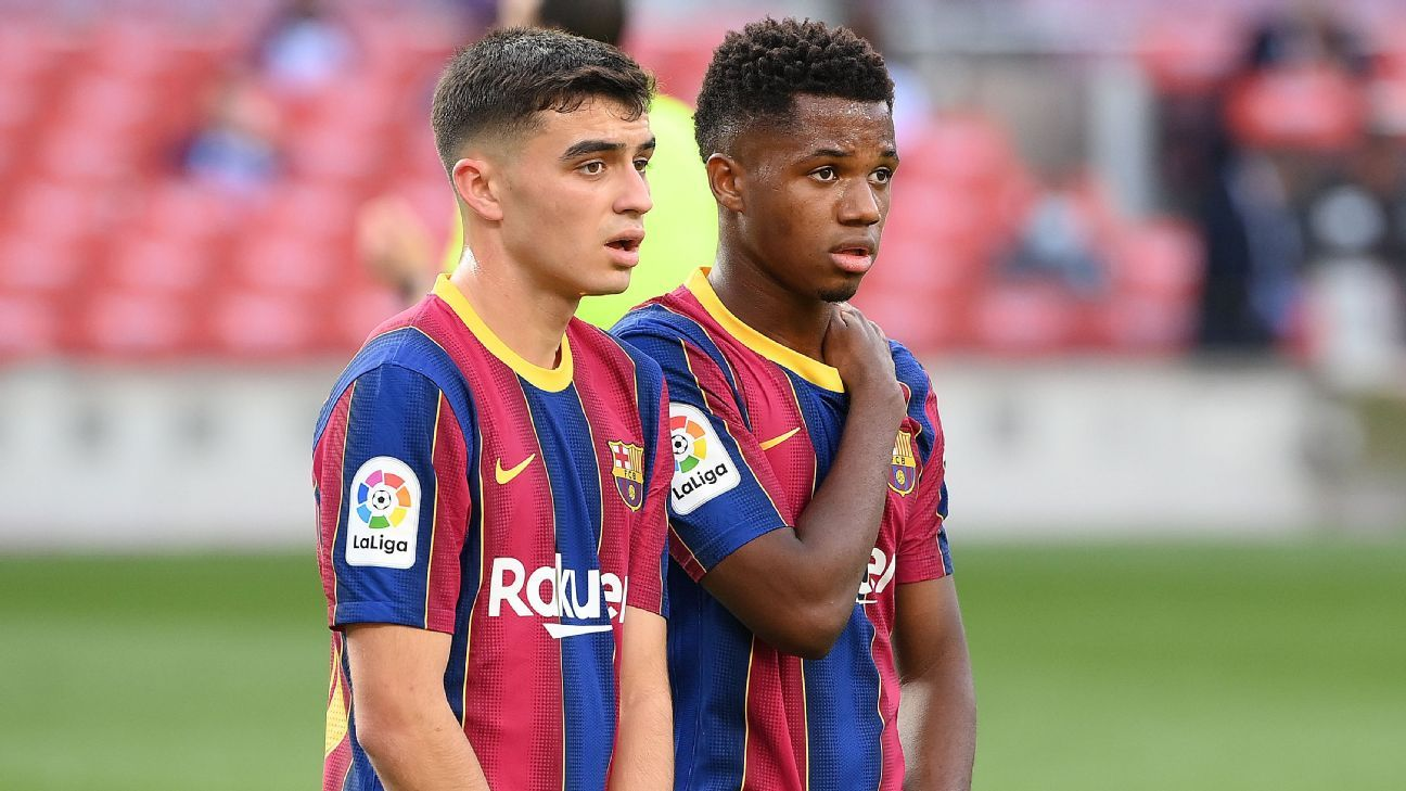 Barcelona have no money for transfers so how can youth help them out of crisis?