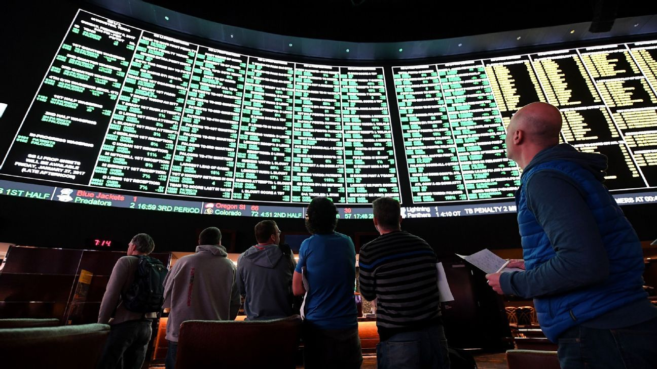 Survey -- 36% more Americans expected to bet on NFL this season compared to last
