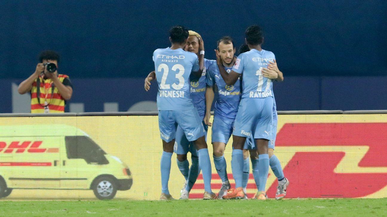 Kerala Blasters FC vs. Mumbai City FC - Football Match Report - February 3, 2021 - ESPN India