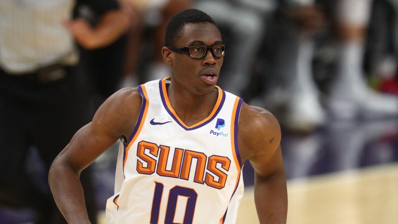 Phoenix Suns assign rookie forward Jalen Smith to G League