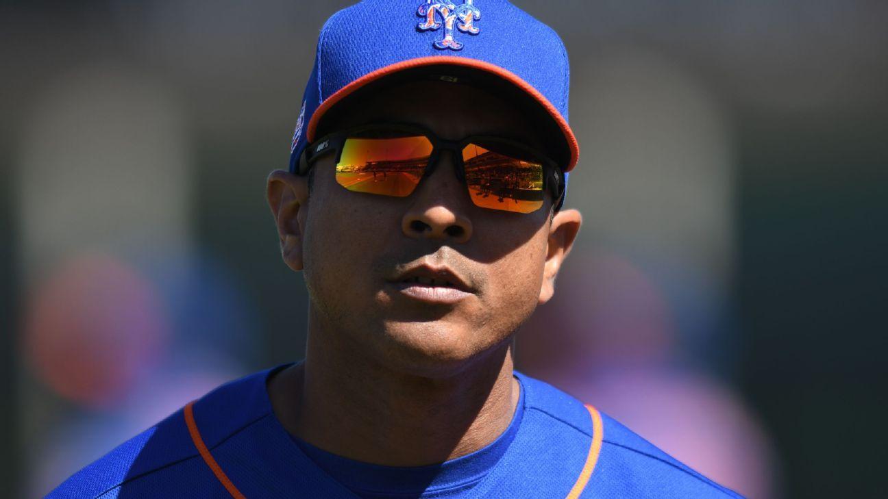 New York Mets' Luis Rojas condemns actions of fired coach Ryan Ellis – ESPN