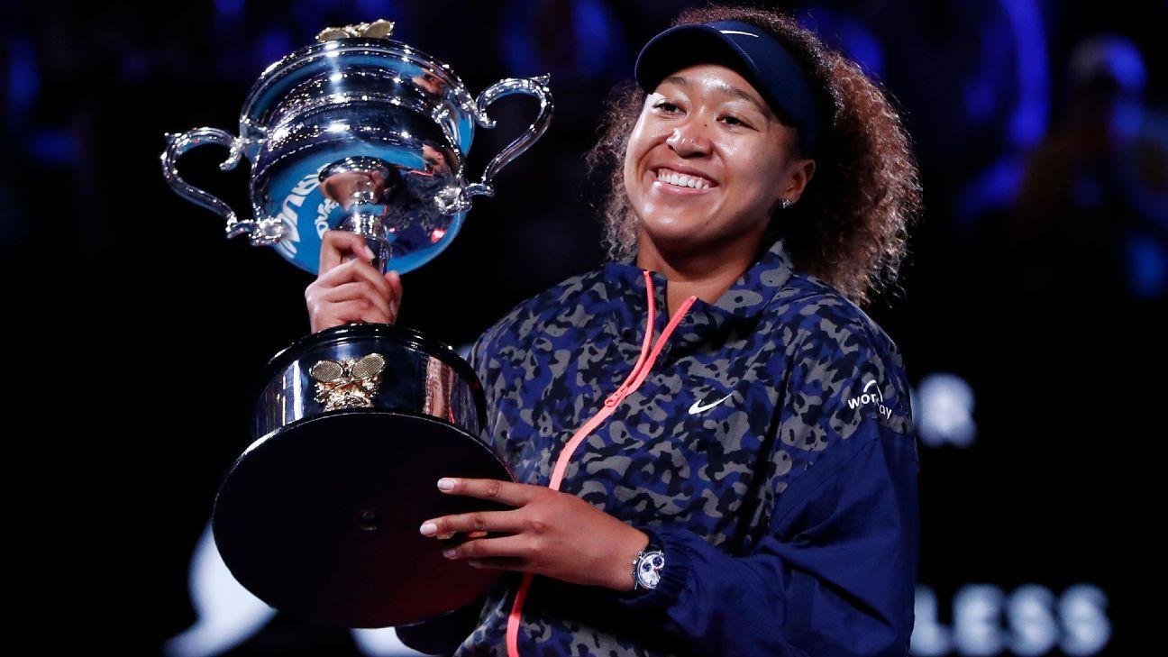 Osaka wins Aussie Open for 4th Grand Slam title