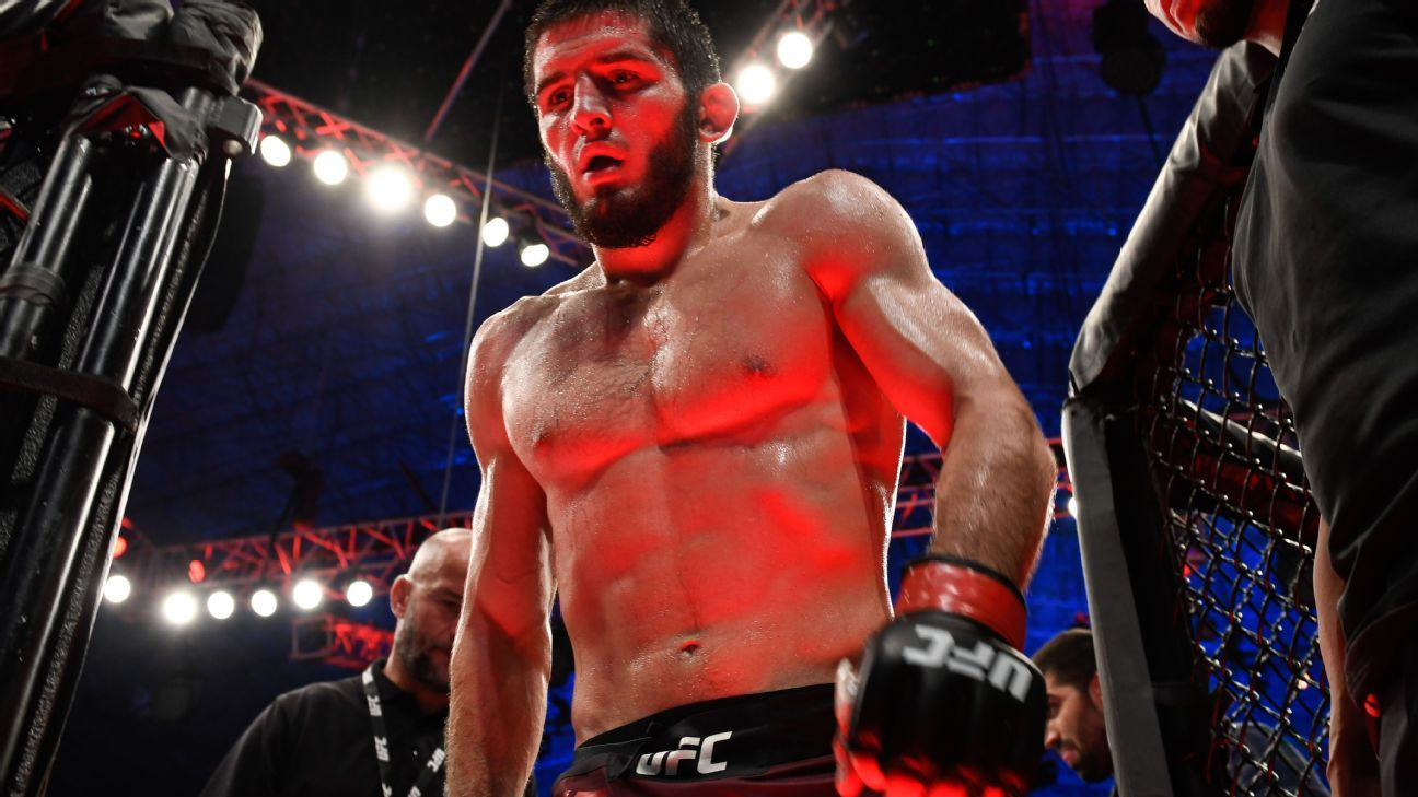 UFC 259: Why some believe Islam Makhachev is ready for greatness
