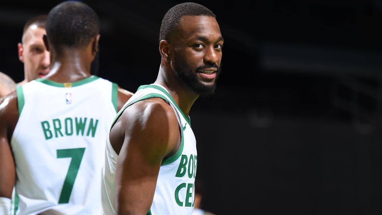 Boston Celtics trading Kemba Walker 2021 first-rounder to Oklahoma City Thunder sources say – ESPN