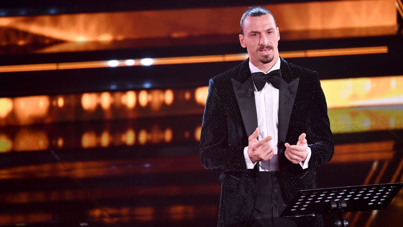 AC Milan's Ibrahimovic signs off from music festival: Italy is my second home - ESPN India