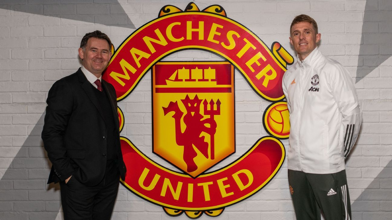 Man United appoint club's first football director; Fletcher gains new role as part of boardroom shake-up - ESPN India