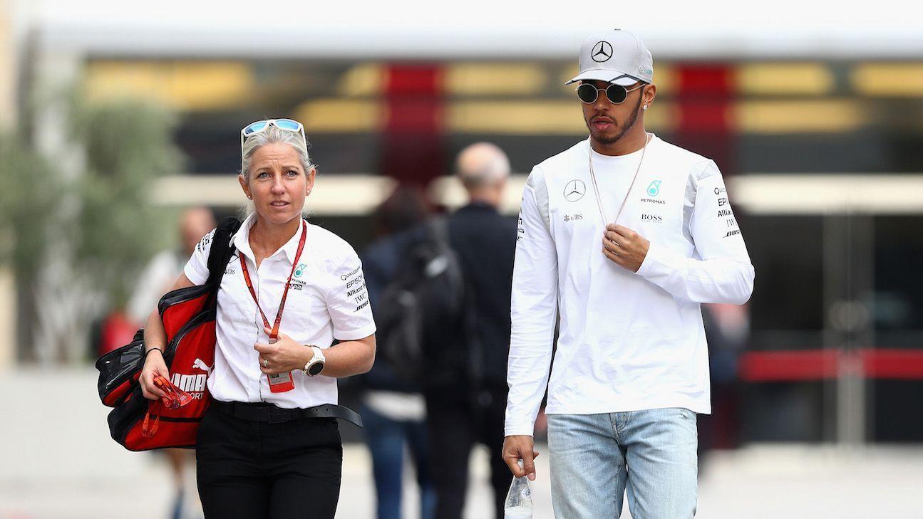 20 personajes de la Formula 1 que debes conocer y que no son pilotos
