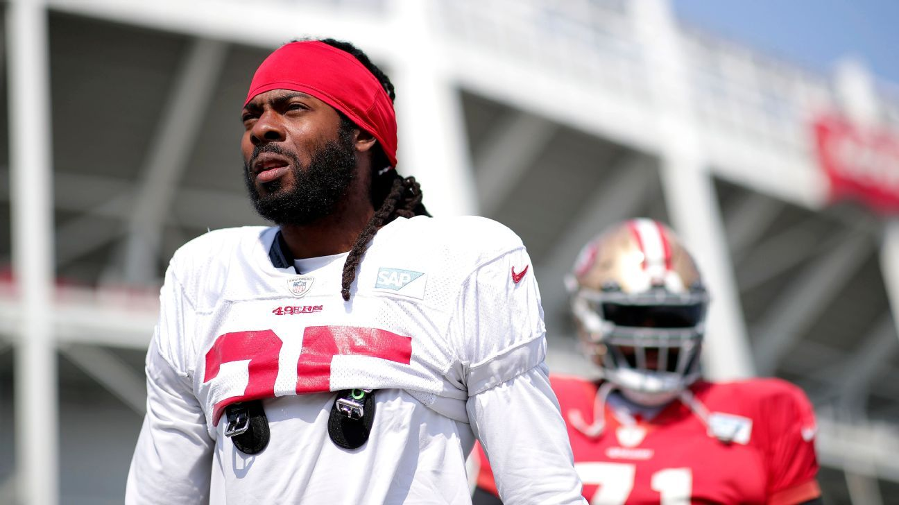 Bruce Arians -- Tampa Bay Buccaneers have reached out to CB Richard Sherman