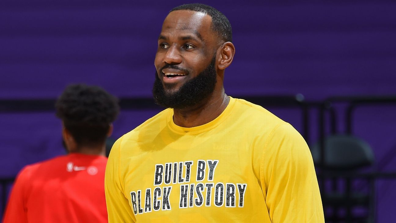 LeBron James explains why he deleted tweet on police shooting of Ma'Khia Bryant - ESPN