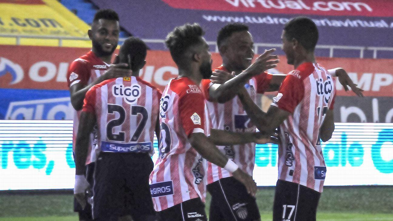 Atlético Junior vs. Deportivo Pereira - Reporte del Partido - 20 marzo, 2021 - ESPN
