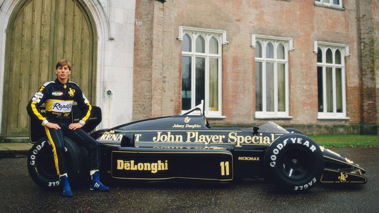 Muere a los 62 años Dumfries, compañero de Senna en 1986 y ganador en Le Mans