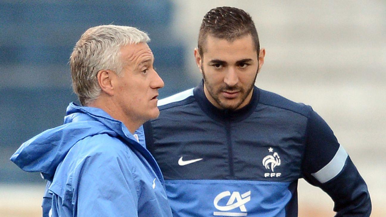 Benzema's France return amid blackmail trial