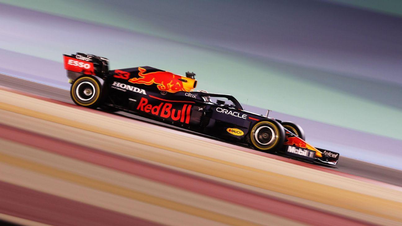 Verstappen just holds the edge over Hamilton at Bahrain GP - ESPN India
