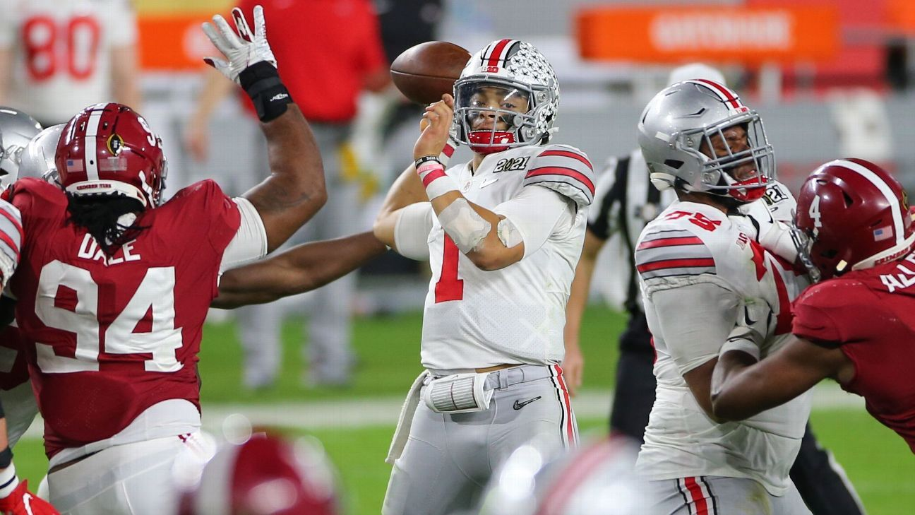 Source: Fields gets 2nd pro day; 49ers expected thumbnail