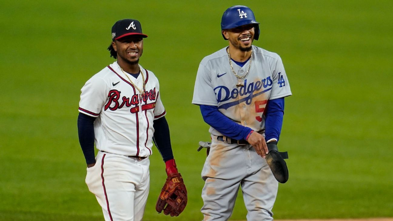 Five teams that could take down the Dodgers this season thumbnail