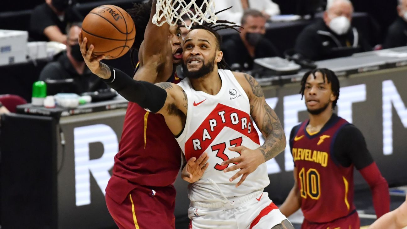 Sources: Raptors, Trent agree to 3-year, $54M deal thumbnail