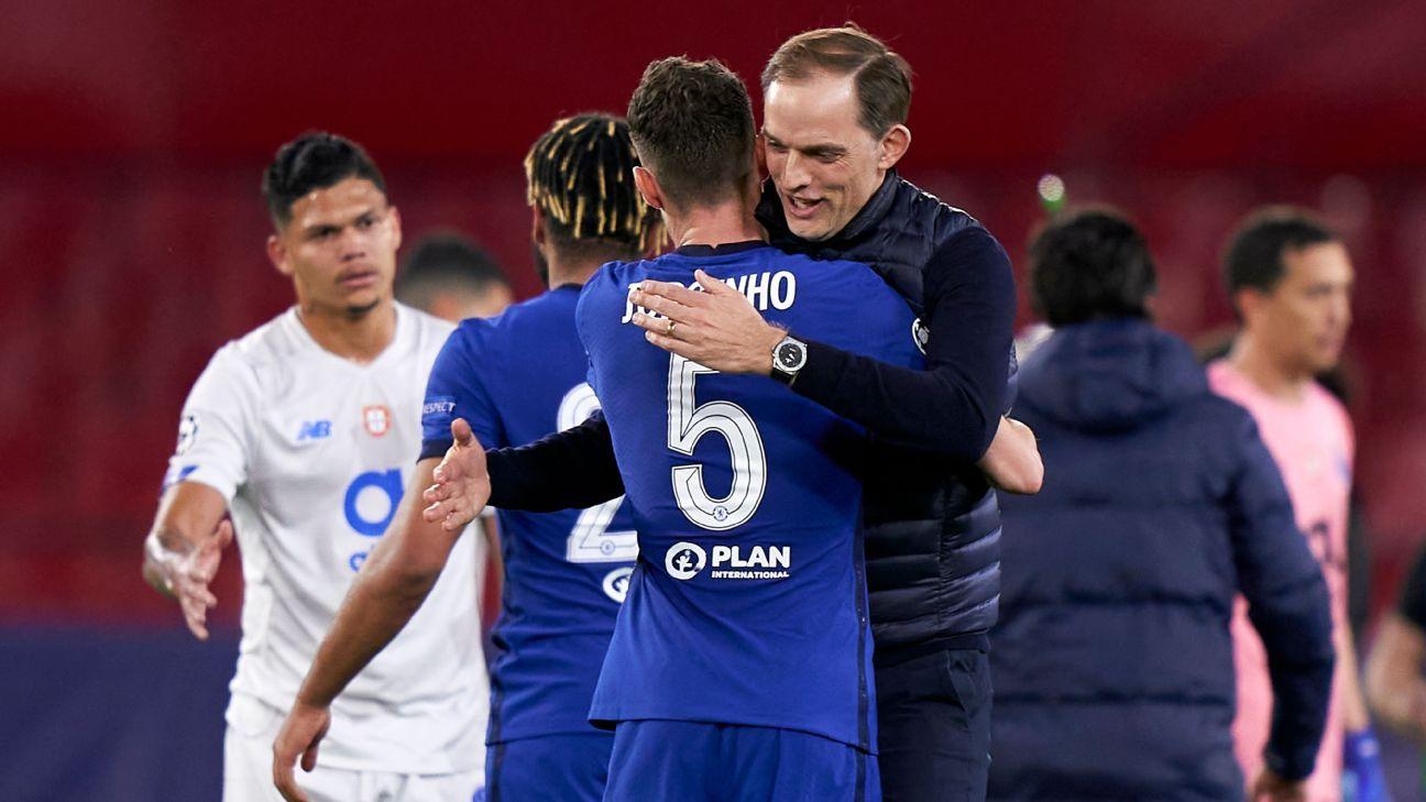 Chelsea vs. FC Porto - Reporte del Partido - 13 abril, 2021 - ESPN