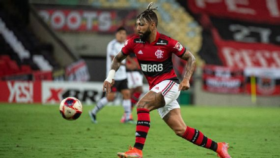provocação ao Vasco? Gabigol manda recado subliminar nas redes sociais após eliminação do rival no Carioca