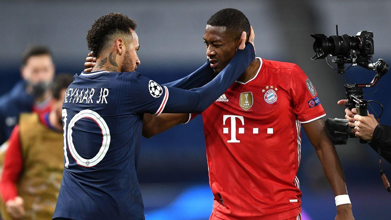 Bayern PSG reject Super League in favour of Champions League – ESPN