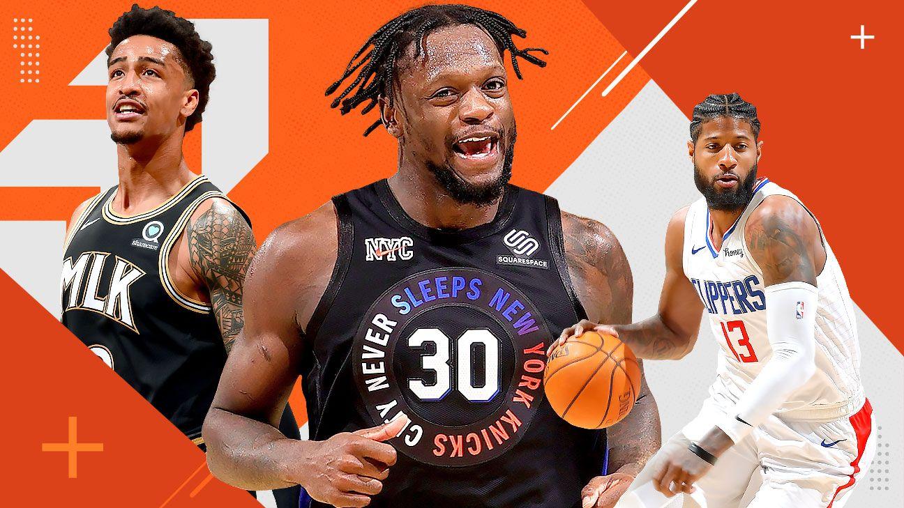 NBA Power Rankings: The Knicks are coming thumbnail