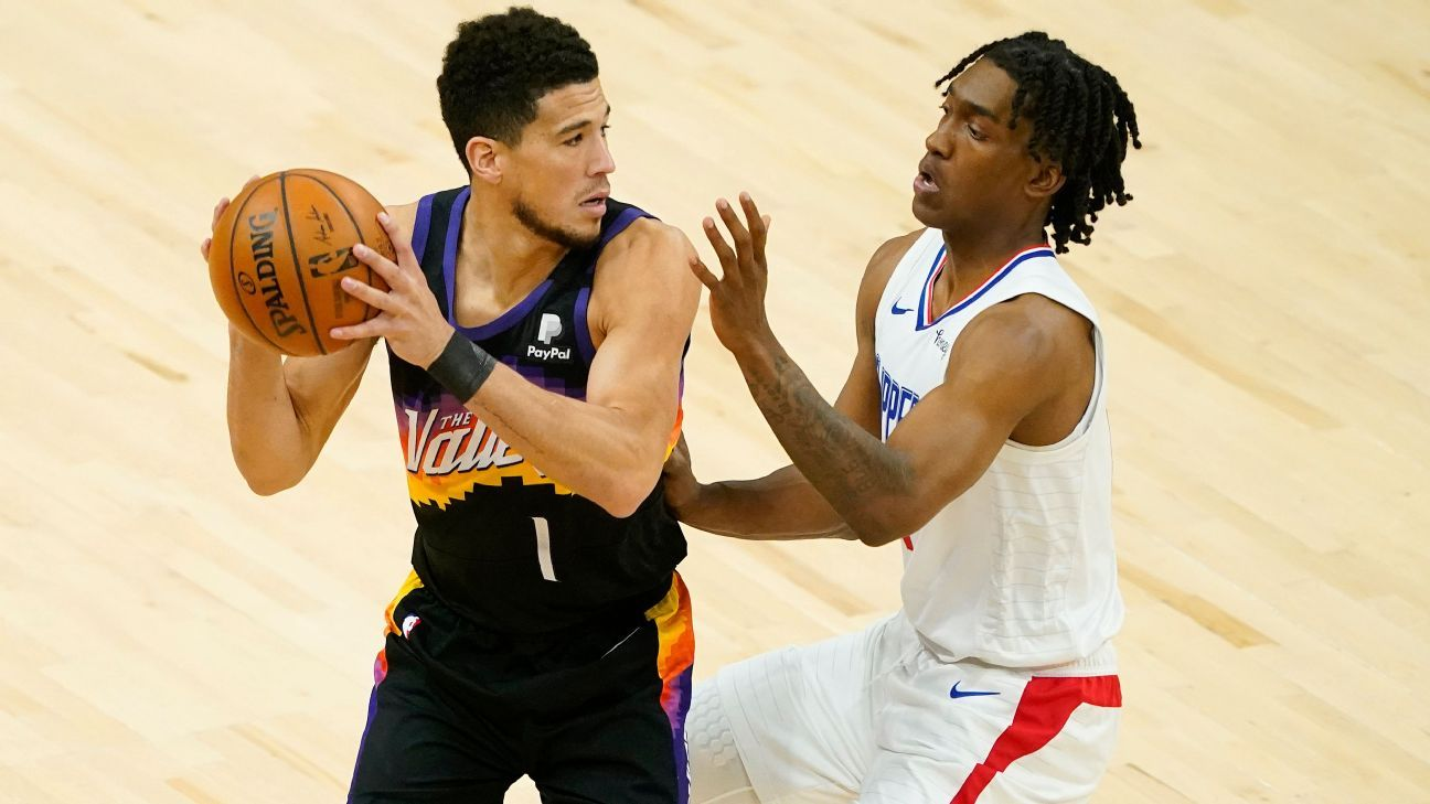NBA playoffs 2021 – What to watch for in the LA Clippers-Phoenix Suns West finals – ESPN