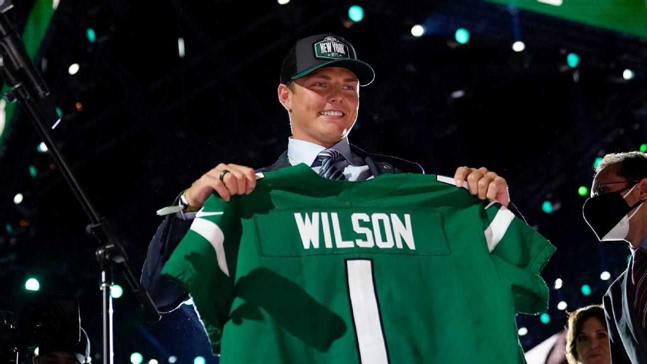 Zach Wilson's path to the Jets: Inside the NFL's worst-kept secret