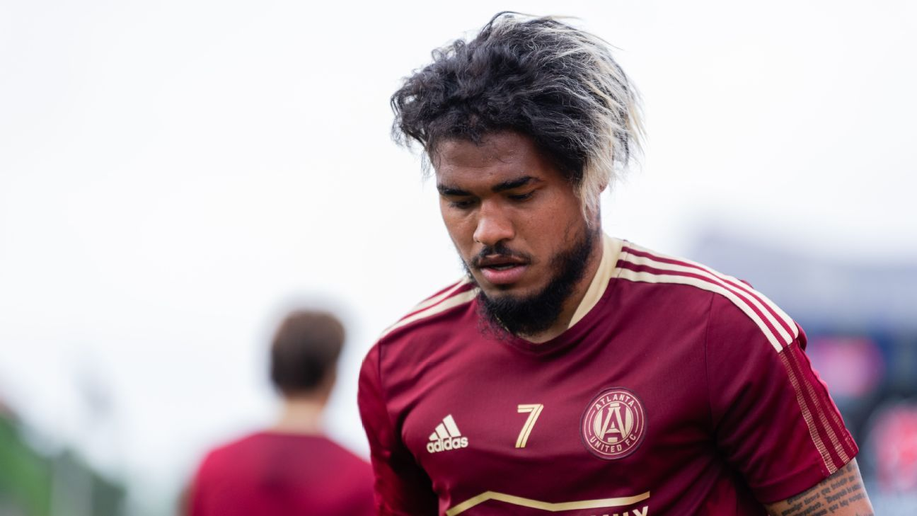 Image Martinez's long road back to Atlanta after ACL tear: How 2018 MLS MVP got back to the field