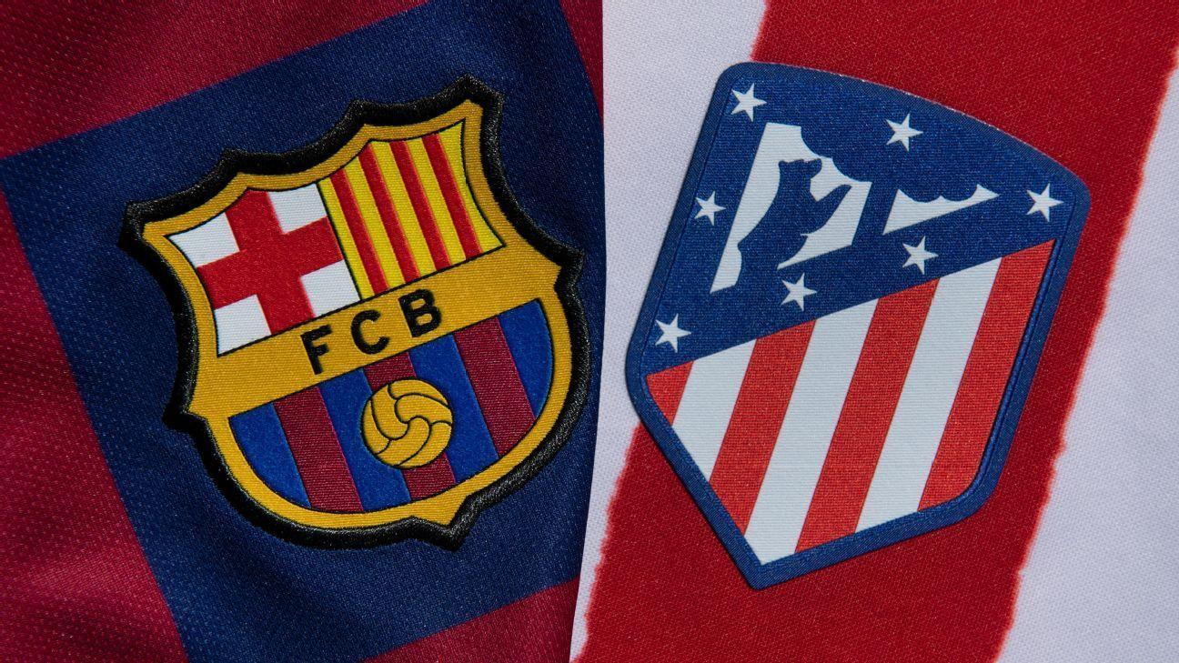Barcelona vs. Atlético de Madrid: cinco historias a tener en cuenta