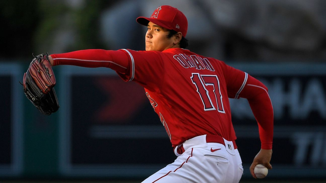 Ohtani could be sidelined for season as pitcher