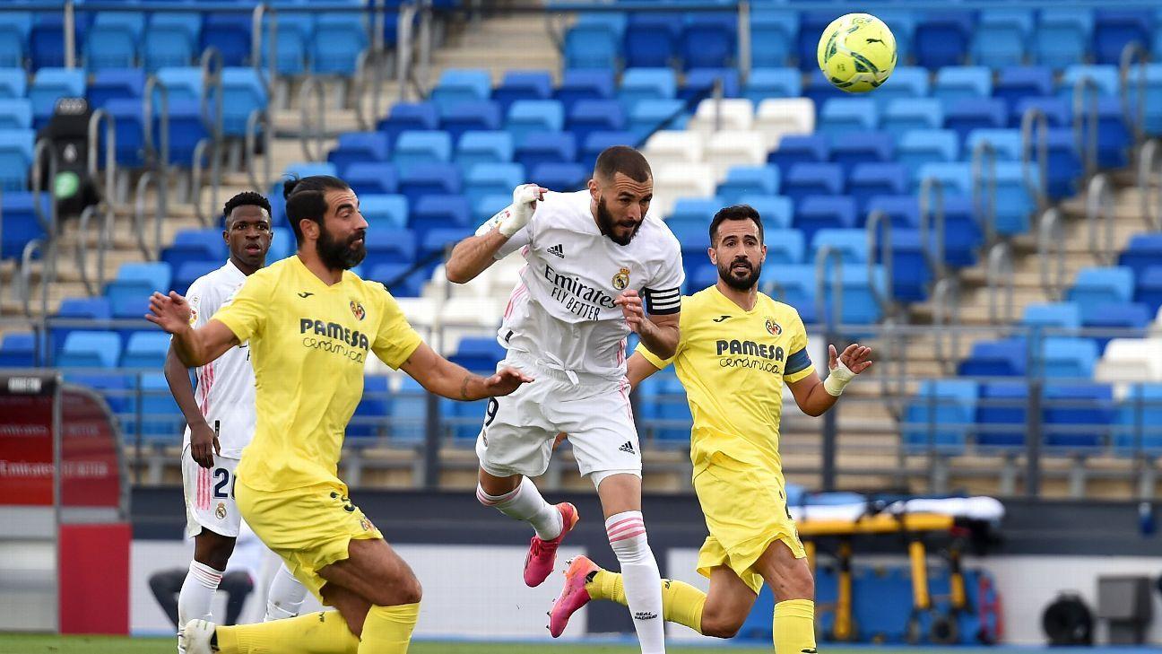 Real Madrid Vs Villarreal Live Stream