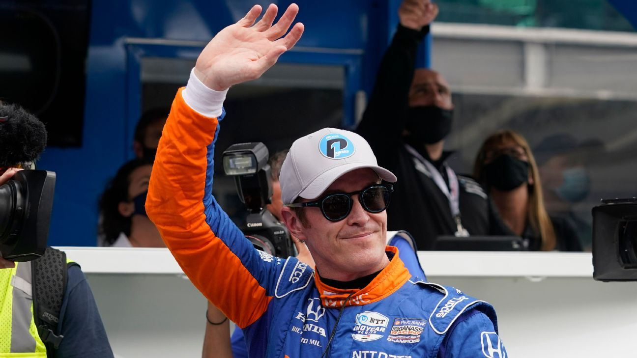 Indianapolis 500 pole sitter Scott Dixon on elusive second win – 'This place owes me nothing' – ESPN
