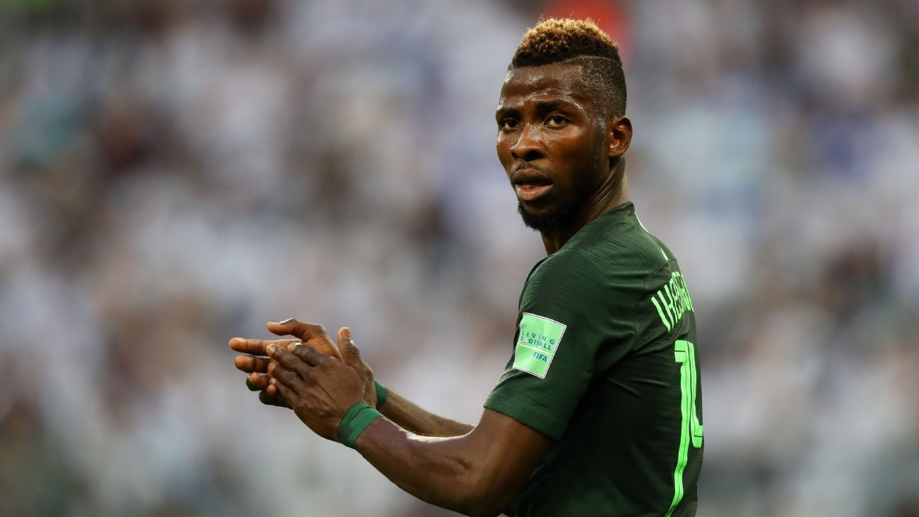 Five things we learned from Nigeria's lacklustre efforts against Cameroon - ESPN