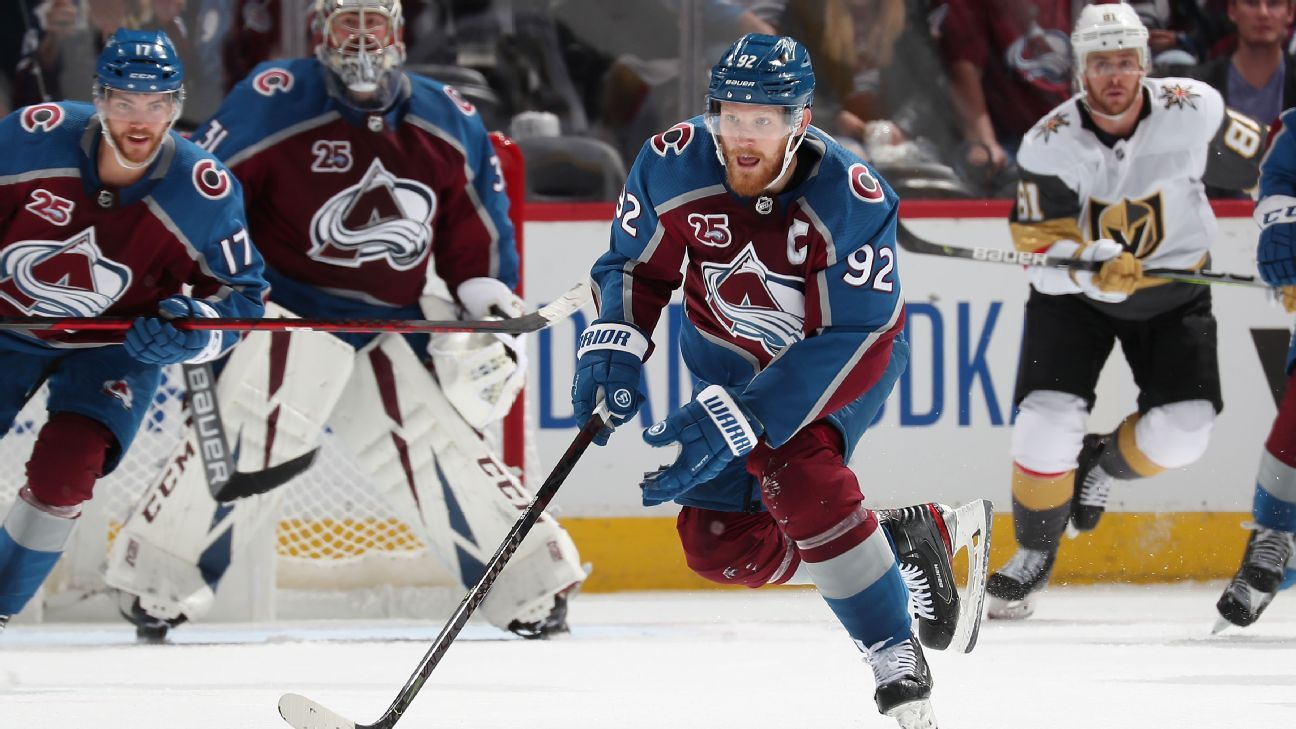 NHL Playoffs Daily: Avs fighting to stay alive against the Golden Knights thumbnail