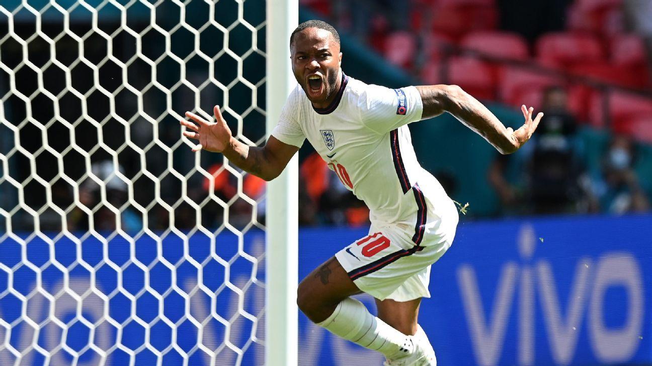 Inglaterra vs. Croacia - Reporte del Partido - 13 junio, 2021 - ESPN