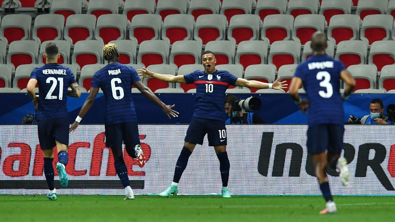 Why France vs. Germany could be Euro 2020's game of the group stage