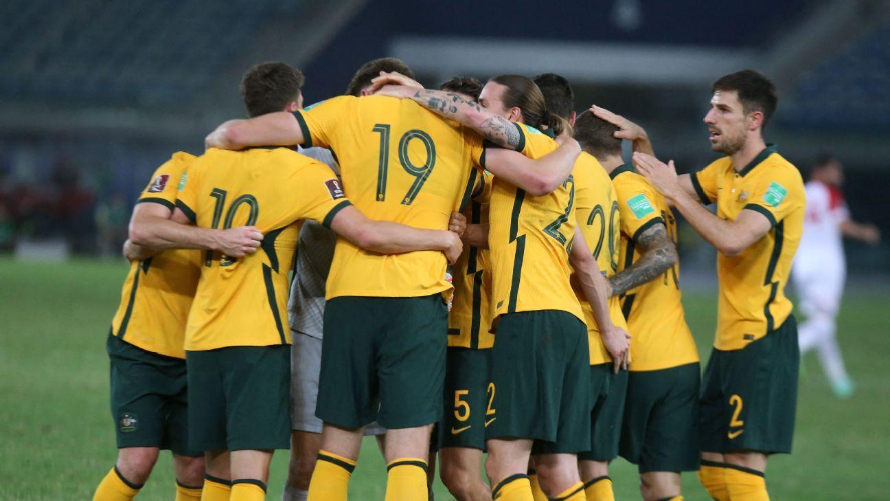 Australia vs. Jordan - Football Match Report - June 15, 2021 - ESPN