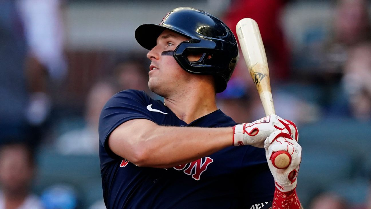 Hunter Renfroe 'completely wrong' in saying that Boston Red Sox were told to stop testing amid COVID-19 outbreak