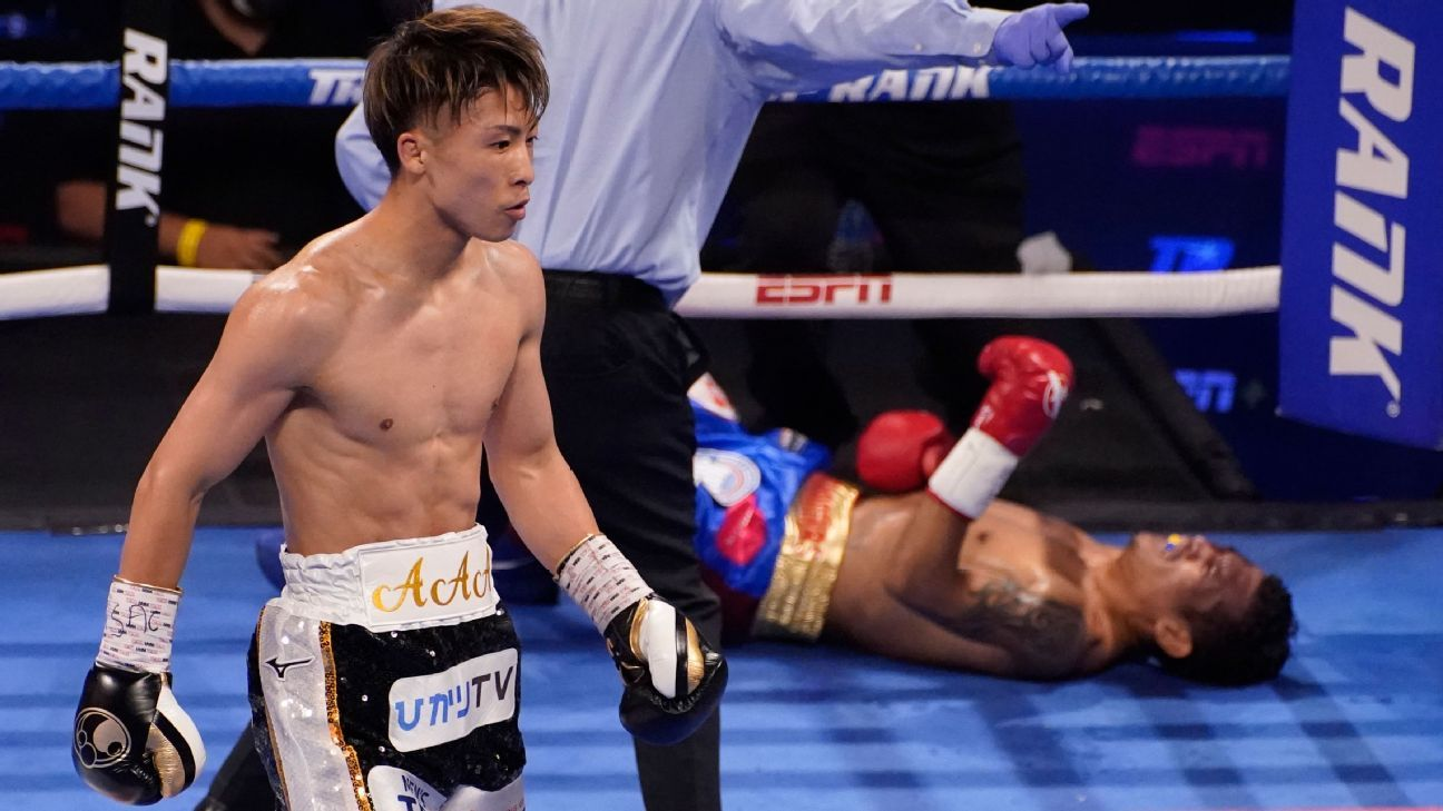 What is the ceiling for Inoue? Did Silva's win land him a boxing megafight?
