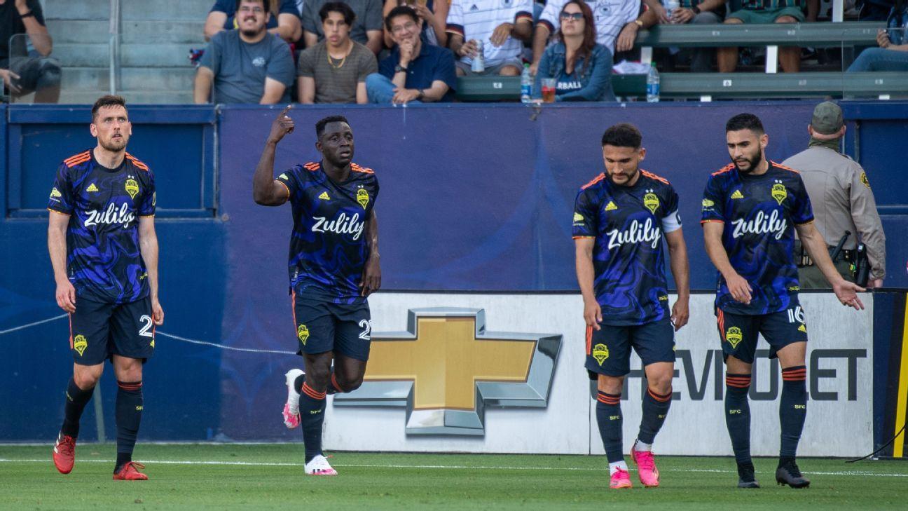 MLS Power Rankings: Seattle reclaims No. 1 spot, New England No. 2, Colorado and Orlando climbing