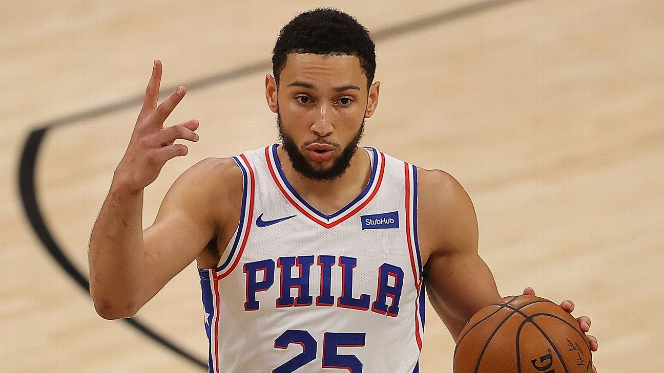 Philadelphia 76ers making progress in talks with Ben Simmons on return, sources say