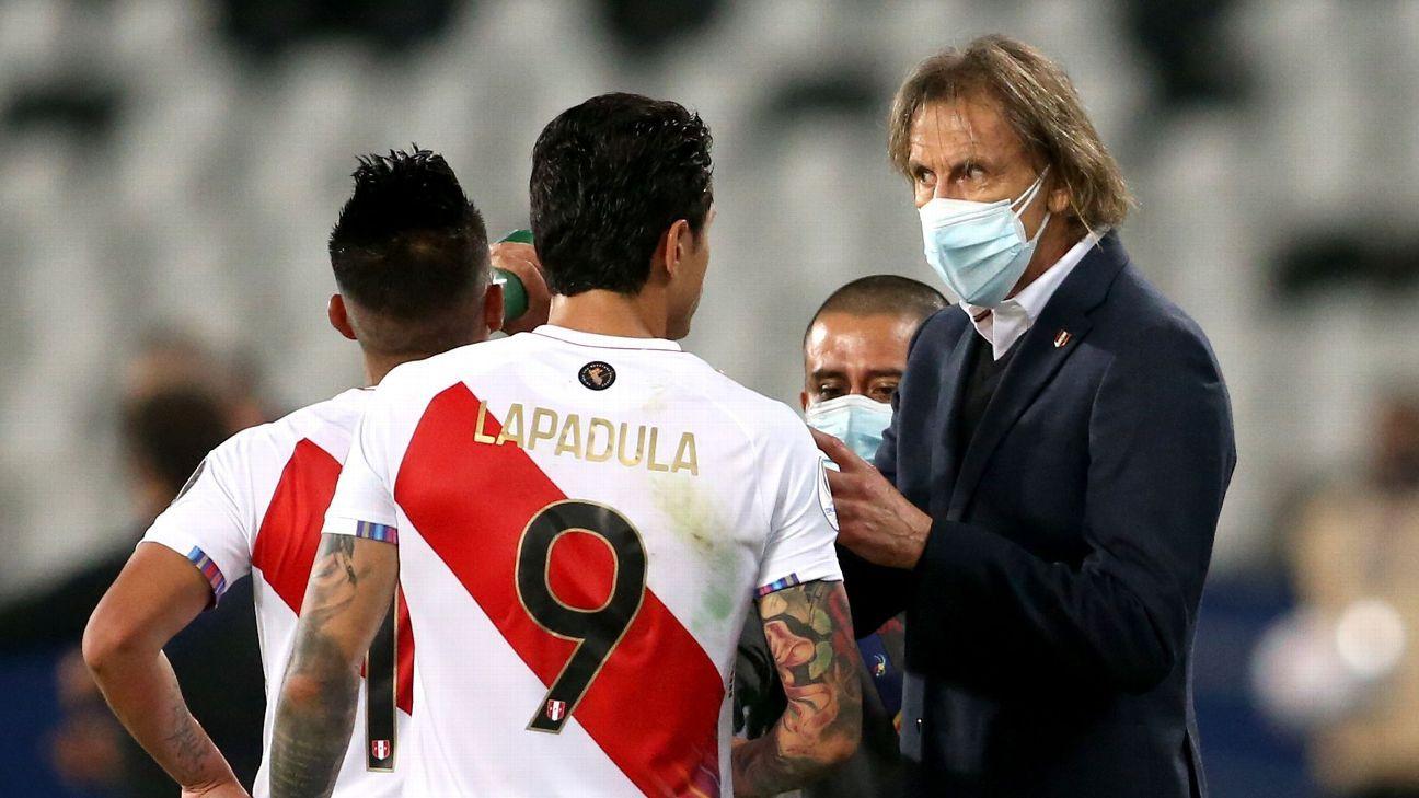 Ricardo Gareca's Peru upstages Brazil and Argentina at the Copa America