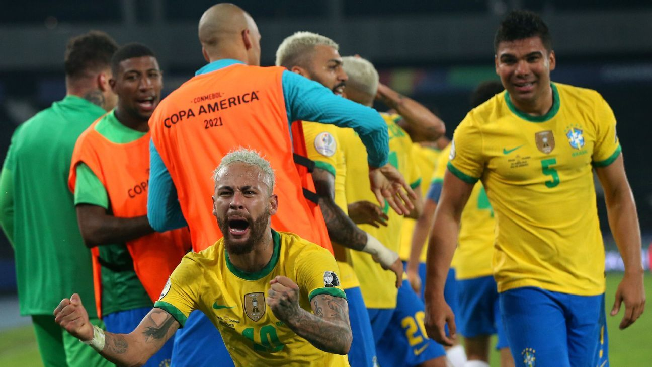 Copa America quarterfinals: Form, key players and predictions thumbnail