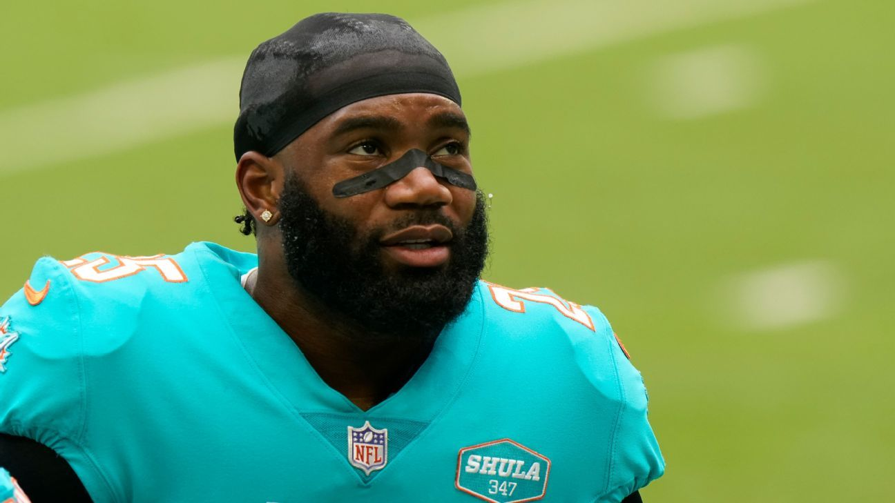 Xavien Howard requests trade from Miami Dolphins: 'I don't feel valued, or respected'