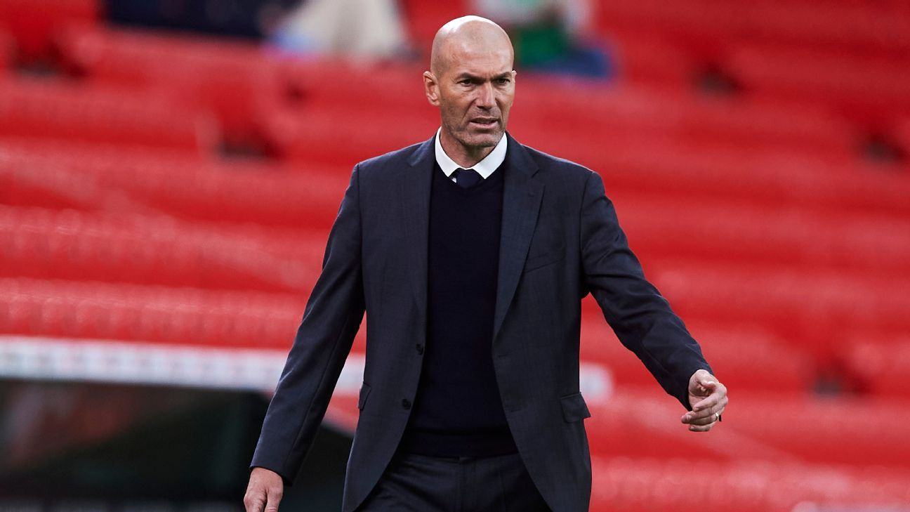 Sources: Zidane to reject clubs for France job