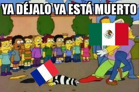 Los memes de la goleada de México ante Francia en Tokio 2020