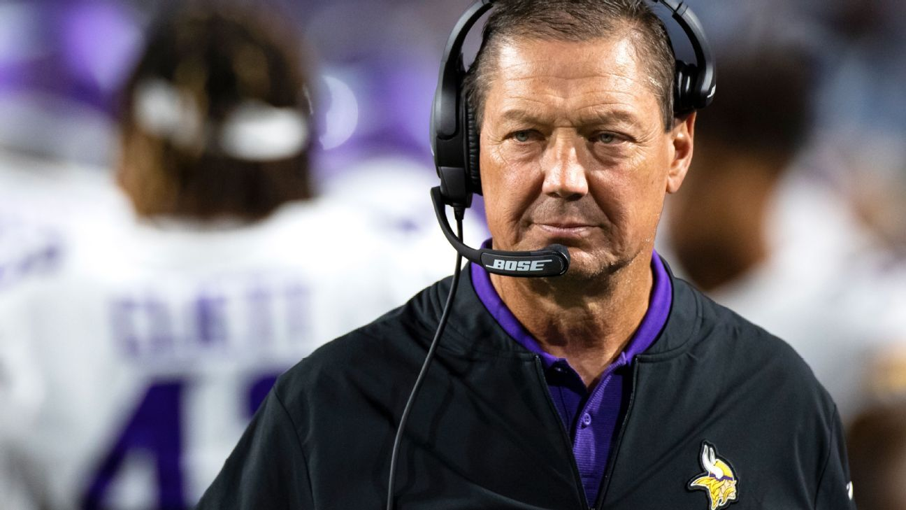 Rick Dennison out as Minnesota Vikings assistant after refusing COVID-19 vaccine, sources say