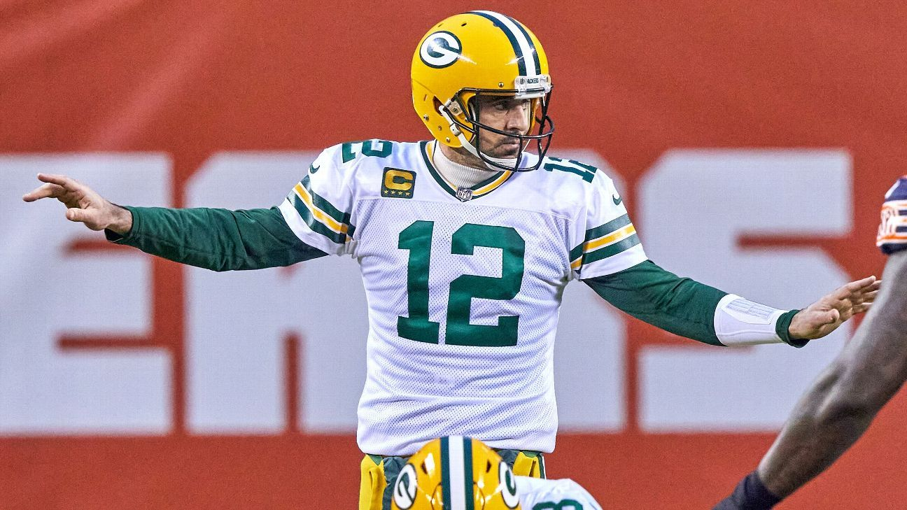 'Last Dance' approach comes with obstacles for Aaron Rodgers, Packers